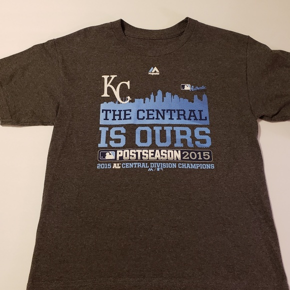 488a7f3b Majestic Shirts & Tops | Sale Youth Kansas City Royals Tshirt | Poshmark